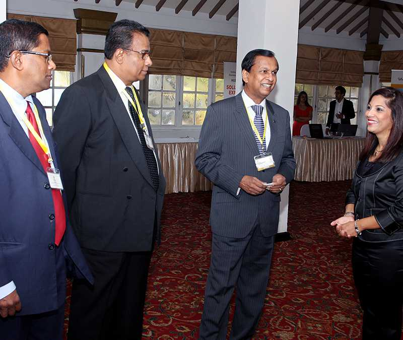 Guests gathered at the National Hotel Management Conference