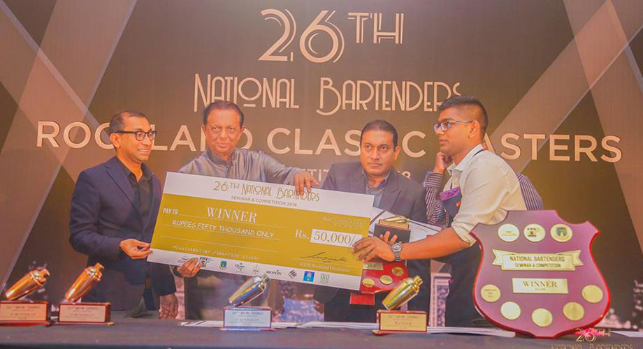 National Bartenders Competition